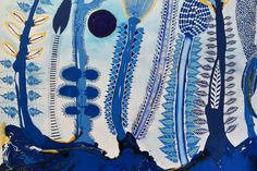 Contemporary poets, poems, and articles exploring the history and aesthetics of the Pacific. Collages, Poetry Foundation, Collection Of Poems, Printmaking, New Zealand, Blue And White, Pottery, Contemporary, History
