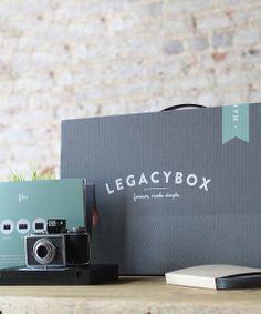 Legacybox Family Digitizing Kit