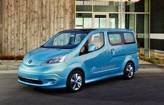 Nissan has announced their plans to produce the E-NV200 compact electric van in 2013. This car will be the second electric car model for Nissan, after the company was presented Nissan LEAF in 2010.    And to produce this model, Nissan has invested 100 million Euros in their factory in Barcelona, Spain.