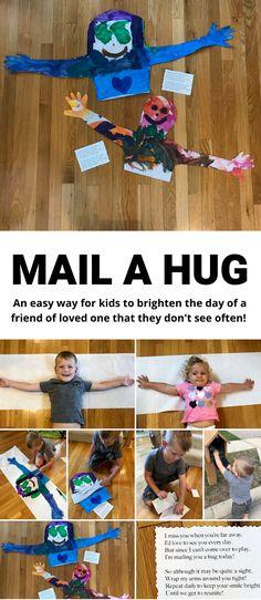 fun mail for kids ~ fun mail . fun mail for kids . fun mail ideas for kids . fun mail for kids care packages . Craft Activities For Kids, Toddler Activities, Projects For Kids, Preschool Activities, Diy For Kids, Summer Activities, Kids Fun, Art Games For Kids, Fun Activities For Preschoolers