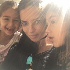 Adriana Lima: Very emotional now 😭😭😭. On way to NYC, it's the final count down for the VS FashionShow, my 2 angels are my biggest inspiration, strength. They are the reason I will never give up. Mummy love you girls and I could not be happier to be your mom, I am so luck and proud. 💖💖💖💖💖💖💖💖💖💖💖💖💖💖💖💖💖