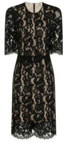 Darling Black Lace Dress #Affiliate Libnk