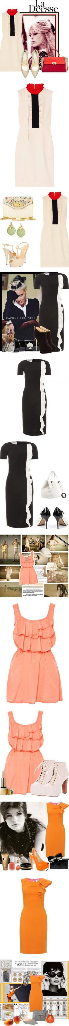 """All Ruffled Up"" by polyvore-editorial on Polyvore"