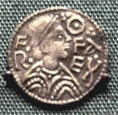 Offa  King of Mercia 757-793