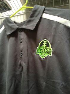 Custom Embroidered Polo Shirt Embroidered Polo Shirts, Sports Shirts, Organic Cotton, Embroidery, T Shirt, Jackets, Clothes, Fashion, Supreme T Shirt