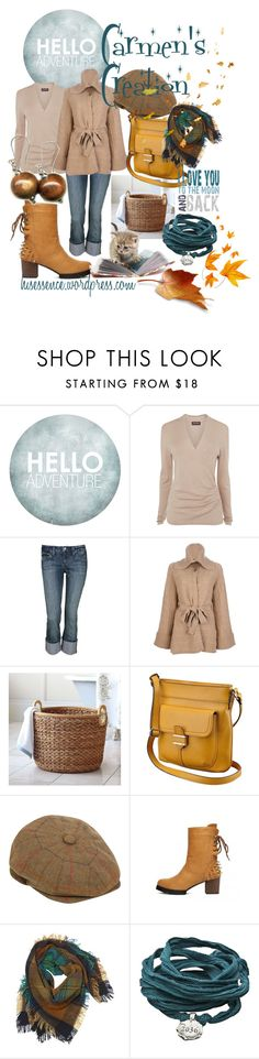 """""""Journi's Comfort Casual Fall Outfit"""" by carmen-ireland ❤ liked on Polyvore featuring Phase Eight, Ralph Lauren Blue Label, Serena & Lily, Nine & Co, Christys', Contileoni and Catherine Michiels"""