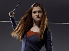 I got Ginny, and ive been told I even look like her. XD