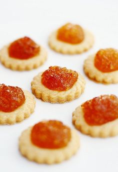 Pineapple Tarts (Tat Nenas) | Citrus and Candy