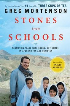 Stones into Schools | Greg Mortenson - Done