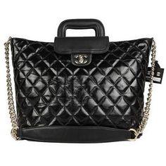 Bolsa Chanel - Double Handle  - ww.modagrife.com - R$950,00