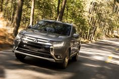 Get Your Sleigh Ready for a Holiday Road Trip Mitsubishi Outlander, Outlander 2017, Mitsubishi Cars, Automobile, Road Trip, Vehicles, Holiday, Motors, Awesome