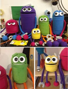 Mike Chiechi: More Storybots...