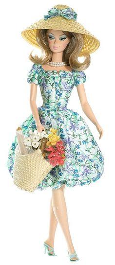 Market Day (2008) Silkstone Barbie