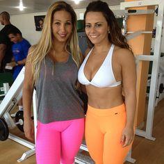 Valesca Popozuda e Viviane Araújo (Foto: Instagram / Reprodução)