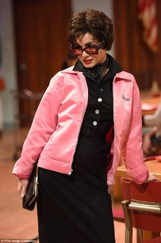 The Spring Breakers star impressed critics and wowed fans with her performance as Rizzo in Sunday night's Grease: Live three-hour special
