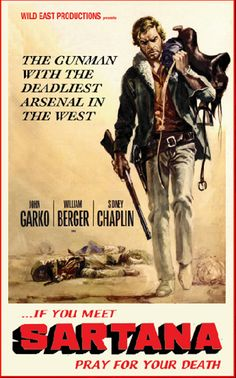 Spaghetti western | Silicon Valley Spaghetti Western Film Appreciation Society