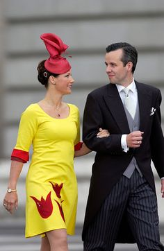 Royal Family Around the World: Princess Martha Louise of Norway has announced that she is separating from her husband Ari Behn of 14 years. They married in May 2002 and have three daughters: Maud Angelica, 13, Leah Isadora, 11, and Emma Tallulah, 8 - The royal household said in a statement Friday, August 5, 2016 that they will share custody of their children.