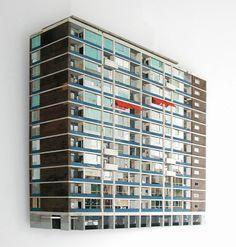 Ron van der Ende – Flatgebouw 2002