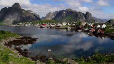 """Video Norwegen: """"The Lofoten Islands"""""""