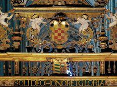 Reja del coro. Catedral.