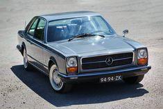 Mercedes-Benz 300 SEL 6.3 Pininfarina Coupe - 1970