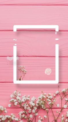 Free Wallpaper Backgrounds, Flower Background Wallpaper, Framed Wallpaper, Pastel Wallpaper, Flower Backgrounds, Cute Wallpapers, Iphone Wallpaper, Blog Backgrounds, Fond Design