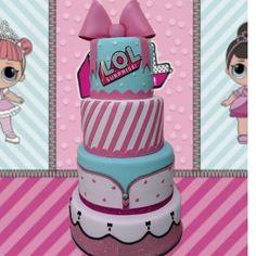 #lolsurprise ##festalolsurprise #bolololsurprise 7th Birthday, Birthday Parties, Girl Parties, Surprise Birthday, Bday Girl, Ideas Para Fiestas, Lol Dolls, Party Themes, Party Ideas
