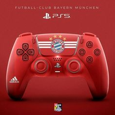 Ps4 Controller Custom, Playstation, Console, Child, Games, Sports, Fc Bayern Munich, Soccer, Football Pictures