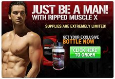 0Ripped Muscle X is a supplement that is intended to boost your overall lean muscle, size in your work out and help to gain muscle fast. Your workouts are much simpler to handle because of the compounds in the product. Ripped muscle x will allow for a faster recovery time and help gain and build muscles.