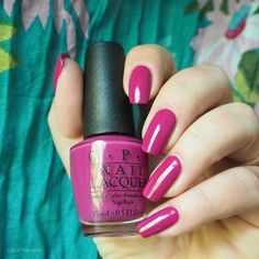 swatch OPI Spare Me a French Quarter? New Orleans Collection Spring 2016
