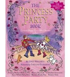 The Princess Party Book