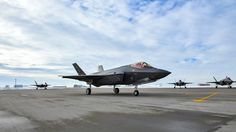 AIR FORCE Stealth F-35s to Europe for 'Training' this weekend...