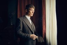 Peaky Blinders season Cillian Murphy interview: Actor discusses annual 'long journey' back to the mind of Tommy Shelby Peaky Blinders Saison, Peaky Blinders Series, Peaky Blinders Thomas, Cillian Murphy, Pin Collar Shirt, Nolan Film, Bbc Two, Song Play, Christopher Nolan
