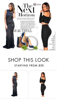 """""""His and her fashion IV/14"""" by hetkateta ❤ liked on Polyvore featuring Christian Louboutin and modern"""