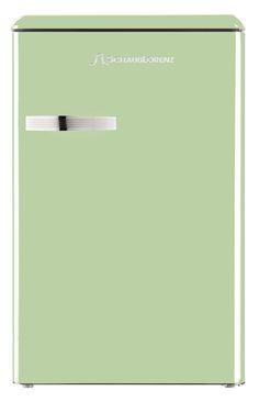 Meer dan 1000 afbeeldingen over schaub lorenz koelkasten op pinterest retro koelkasten en keukens - Koelkast groen ...