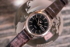 Behold the worst-kept secret in watchdom: the Seiko 5.
