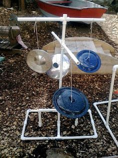 Sound garden. My former hippie parents will be so proud I will be doing this for my kids:)