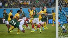 Brasil World Cup - Mexico vs Cameroon