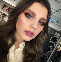 fall makeup – Hair and beauty tips, tricks and tutorials Fall Makeup, Summer Makeup, Love Makeup, Makeup Goals, Makeup Tips, Beauty Make-up, Beauty Hacks, Hair Beauty, Eyeliner