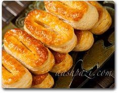 Zaban puff pastry recipe