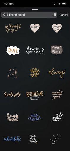 Instagram Emoji, Creative Instagram Stories, Instagram And Snapchat, Instagram Blog, Instagram Story Template, Instagram Story Ideas, Instagram Quotes, Insta Snap, Snapchat Stickers