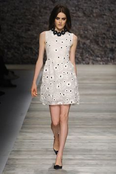Milano Fashion Week - BLUGIRL  WOMEN SS 2014