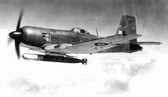 The Blackburn Firebrand was a single-engine fighter aircraft designed to Air Ministry Specification by Blackburn Aircraft. It was designed around the Napier Sabre III H-type engine as a single-seat fleet fighter for the Royal Navy. Navy Aircraft, Ww2 Aircraft, Fighter Aircraft, Military Aircraft, Fighter Jets, Aircraft Photos, Lancaster, Photo Avion, Aviation Image