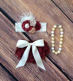 Ivory Burgundy Lace Bloomer Set, Newborn Bloomers Diaper Cover, Cake Smash, Birthday Outfit, Toddler Baby Girl Bloomers, Lace Bloomers by AvaMadisonBoutique on Etsy
