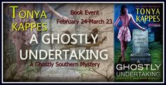 KT Book Reviews: A Ghostly Undertaking by Tonya Kappes