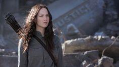 katniss everdeen pelo suelto - Buscar con Google