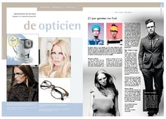 FUNK eyewear featured in De Opticien