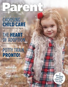 Meet our February Cover Kid, Olivia, 3, of Brooklyn Park. Photo by Ashley Reeves Photography  You'll find this latest issue for FREE (yes!) at all of our 900 racks now (http://www.minnesotaparent.com/racks), or you can flip through our digital replica on Issuu (http://issuu.com/minnesotaparent/).