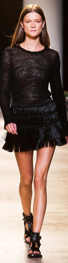 Isabel Marant Collection Spring 2015
