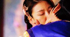 Empress Ki - Kiss was so awesome i loved it ever time they kiss